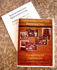 Antique trunk catalog